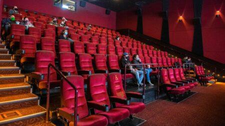 Aturan Nonton Bioskop Selama PPKM