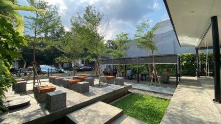 kafe outdoor jakarta selatan
