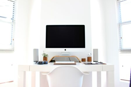 desain home office seleb
