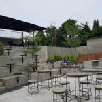 kafe outdoor jakarta pusat
