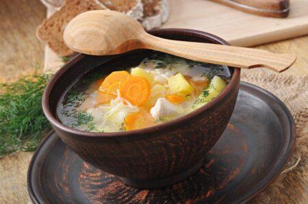 Resep Sup Praktis Tiga Bahan