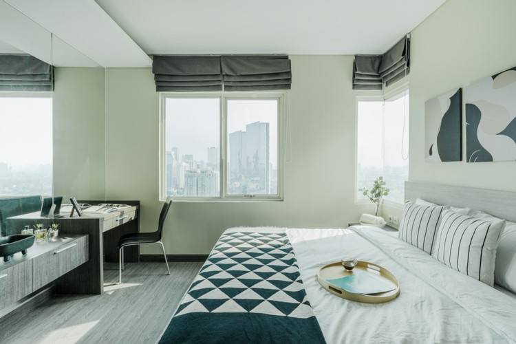 Rekomendasi Kost Eksklusif Jakarta Pusat dengan Jendela