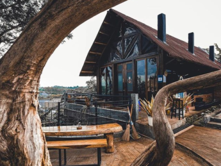 Kafe Outdoor Tangerang